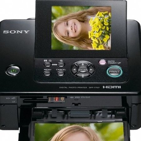 Sony launches two portable photo printers