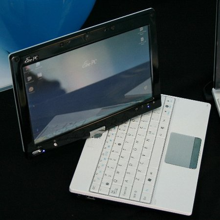 Asus Eee PC T91 tablet netbook