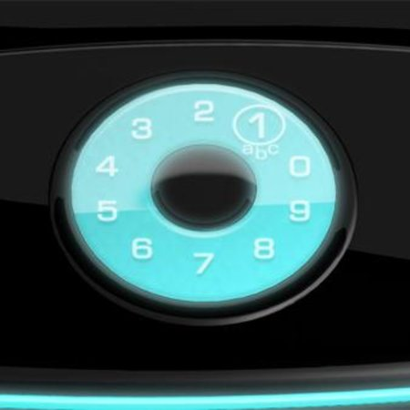 """Touch Screen Rotary"" phone revealed"
