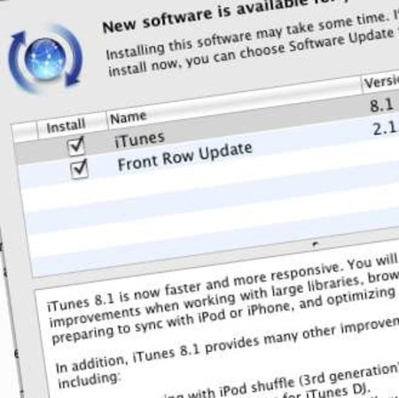 Apple issues iTunes 8.1 update