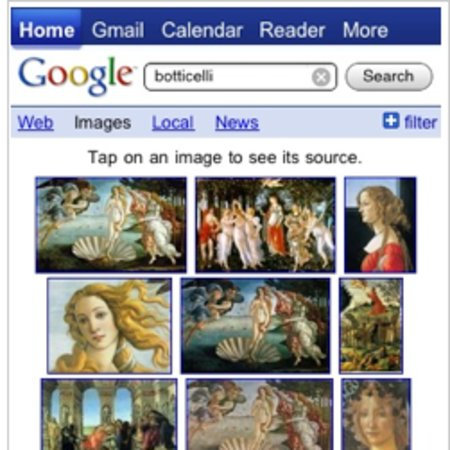 New Google image search launched for Android and iPhone