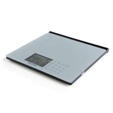 Salter Nutri-Weigh Slim Electronic Scale launches