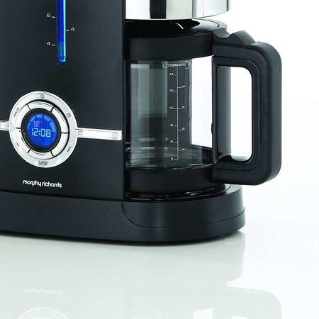 "Morphy Richards offers ""Latitude"" coffee maker"