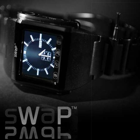 IWOOT offers sWap mobile phone watch