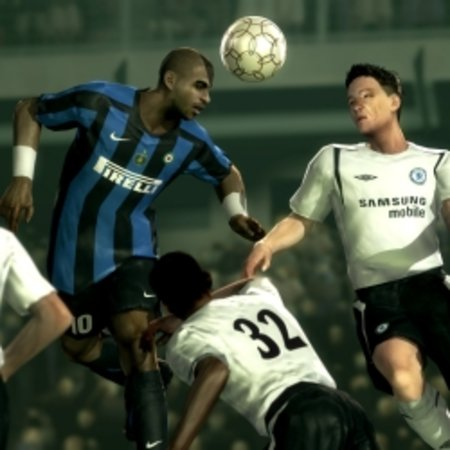 PES 2009 to debut new England strip