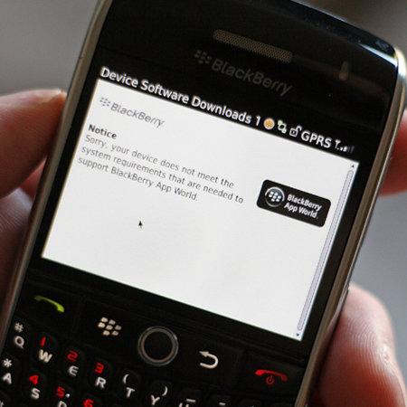 RIM moves fast to fix BlackBerry App World problems