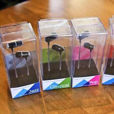 Radiopaq Custom Tuned Earphones launched