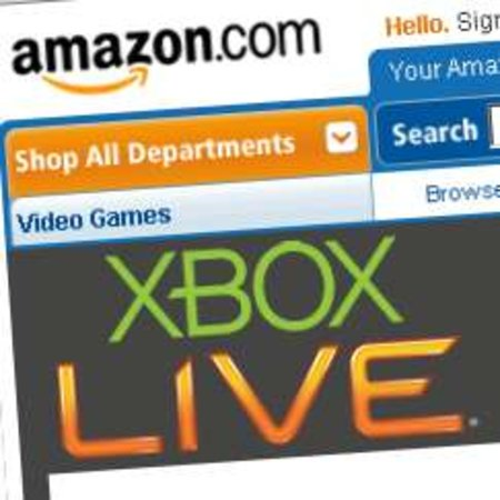 Amazon launches Xbox LIVE store