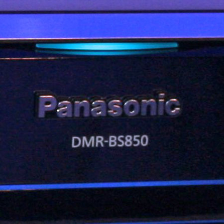 Panasonic confirms Blu-ray recorder UK prices
