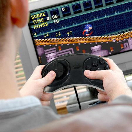 Firebox offers Sega Mega Drive twin player console