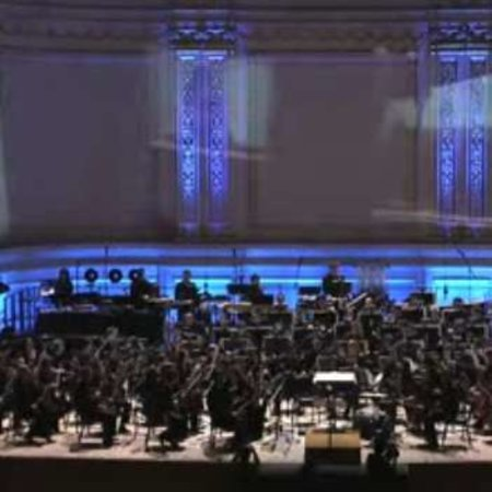 VIDEO: YouTube Symphony Orchestra live at Carnegie Hall