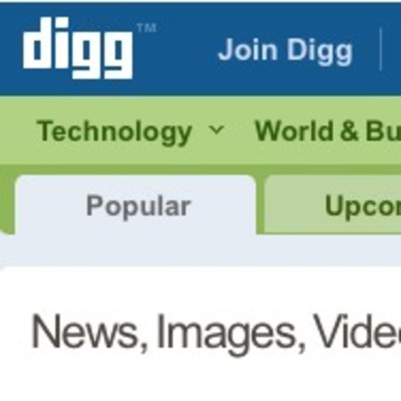 Digg u-turns on DiggBar features