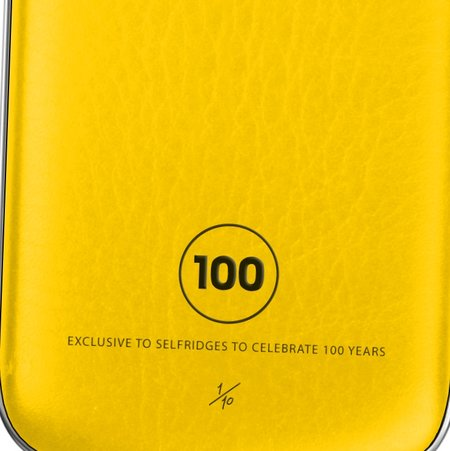 Selfridges celebrates 100 years with exclusive BlackBerry  - photo 1