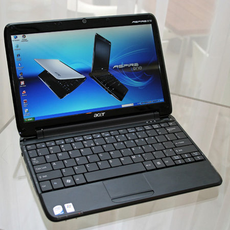 Acer Aspire One 751 11.6 netbook