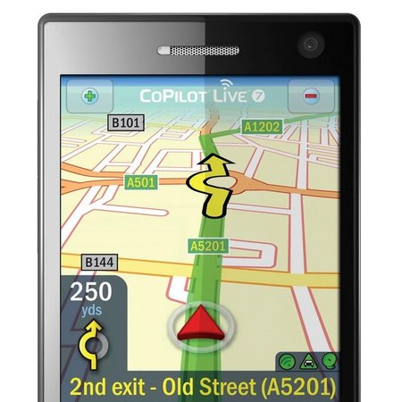 CoPilot launches HD satnav for top-end smartphones