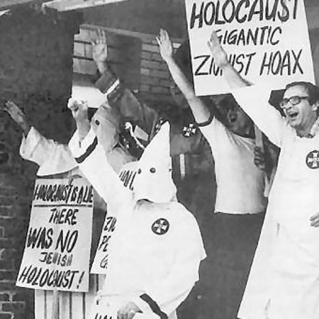 COMMENT: Facebook's policy on Holocaust denial is wrong