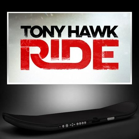 Tony Hawk: RIDE to offer skate-balance-board