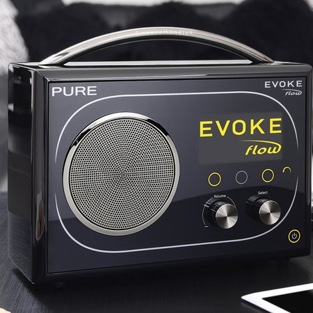 Win a PURE EVOKE Flow internet radio