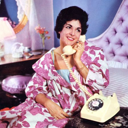 "BT: 50th anniversary of the ""curly cord phone"""