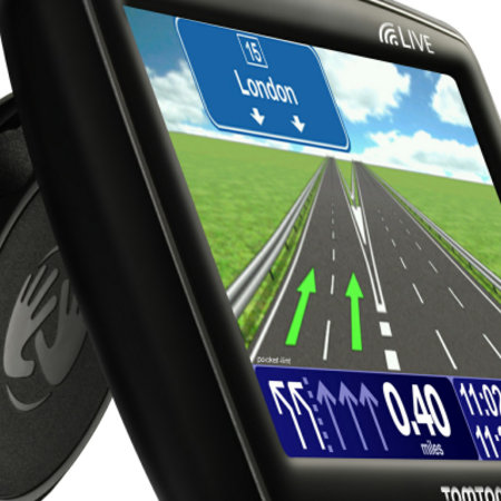 TomTom XL LIVE Europe announced