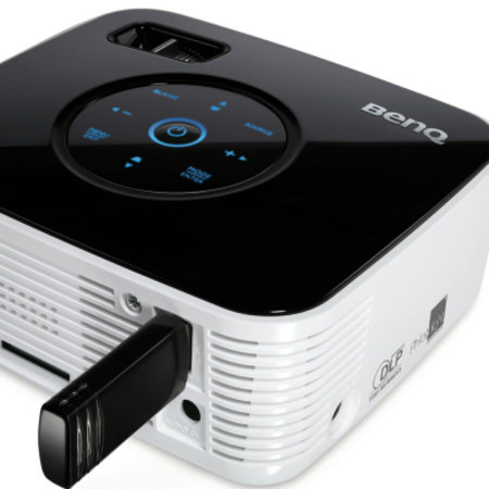 BenQ GP1 mini LED projector brings big picture in small package