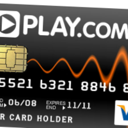 Play.com launches a credit card