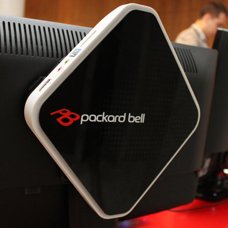 Packard Bell iMax mini launches