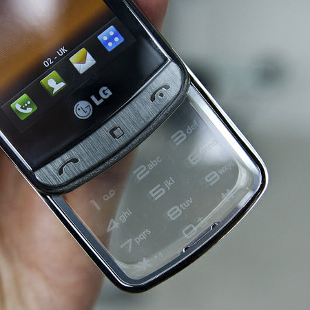 LG GD900 Crystal mobile phone