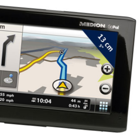 Medion launches GoPal P5235 Satnav