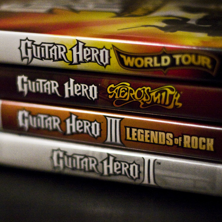 Guitar Hero 5 - full list of bands announced