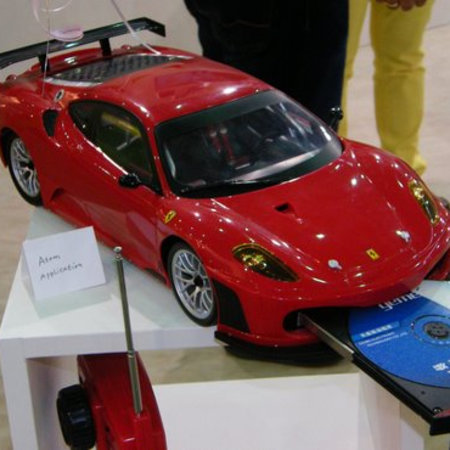 Ferrari nettop revealed
