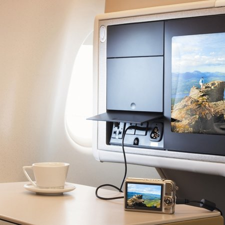 Panasonic's in-flight entertainment solution due September