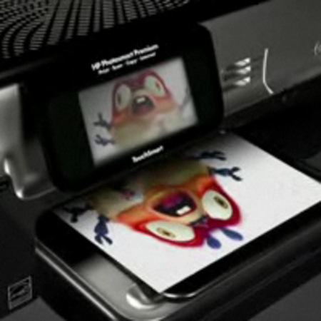 HP brings apps to printers