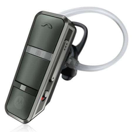 "Motorola Bluetooth headset with ""Stealth mode"" debuts"
