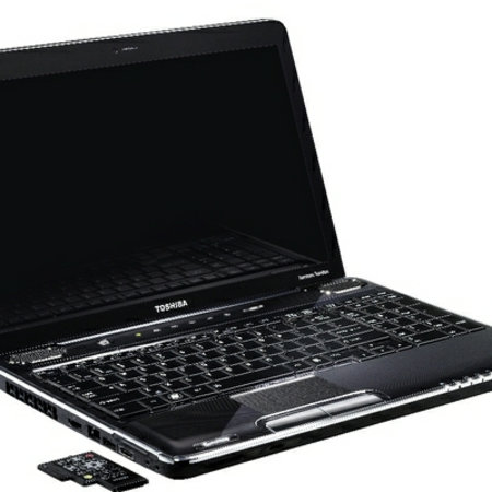 Toshiba A500, U500, L500, and L550 laptops priced