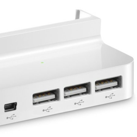 Seagate FreeAgent dock comes with hidden USB hub