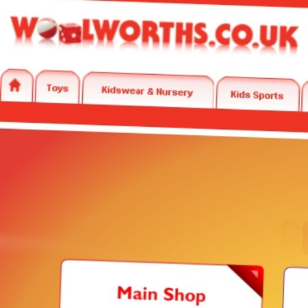 Woolworths lives in web relaunch