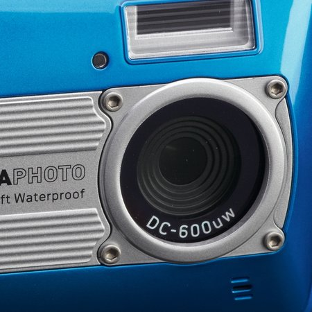 AgfaPhoto launches DC-600uw waterproof digi-cam