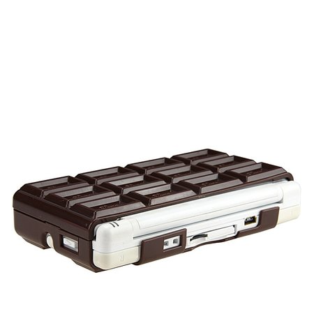 Nintendo DS gets chocolate case