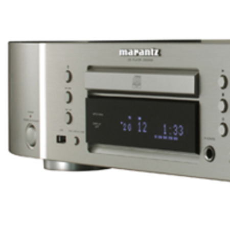 Marantz launches CD6003 hi-fi CD player