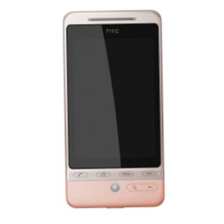 Carphone shows pink HTC Hero