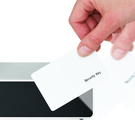 Freecom launches hard drive with RFID keycard