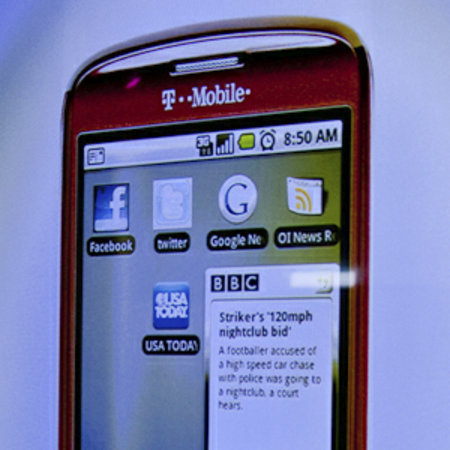 T-Mobile myTouch 3G goes up for US pre-order