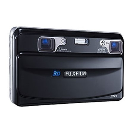 Fujifilm's FinePix Real 3D camera due September