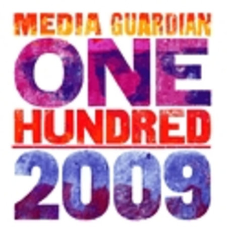 MediaGuardian 100 top ten dominated by tech