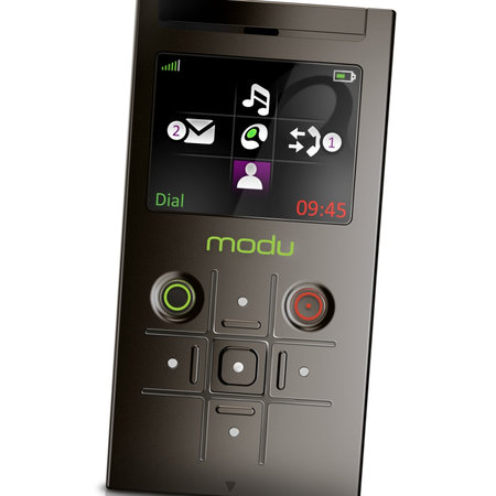Modu phone gets launch date
