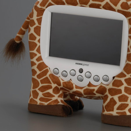 HANNSpree's new animal TVs revealed