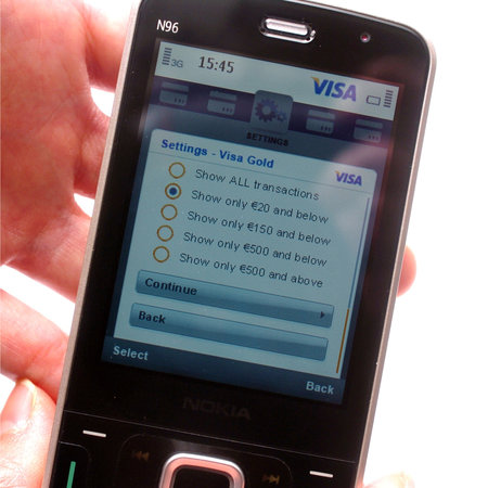 Visa trials mobile transaction confirmations