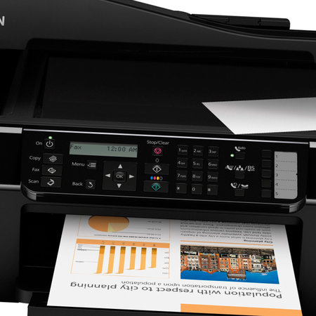 Epson to offer TX510FN world's most eco-friendly printer