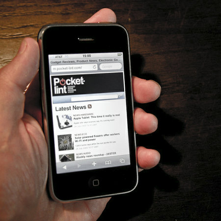 Access Pocket-lint on your phone